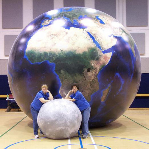 Custom Inflatable Globes