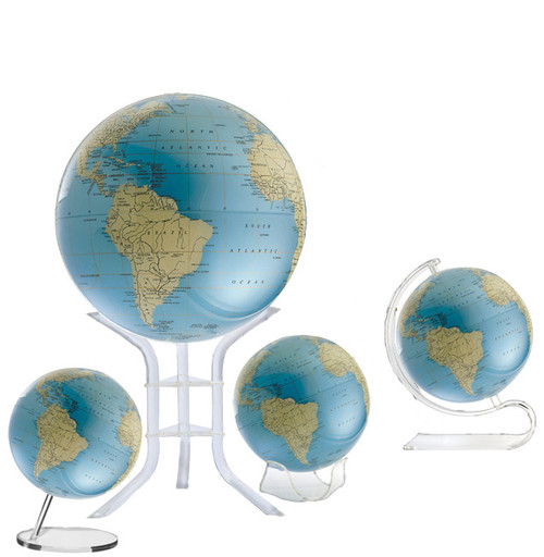 The Blue Pearl Earthsphere