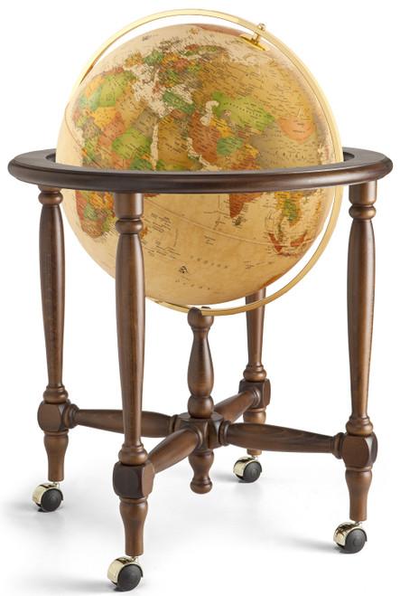 "The Monaco 20"" Antique Ocean Floor Globe"