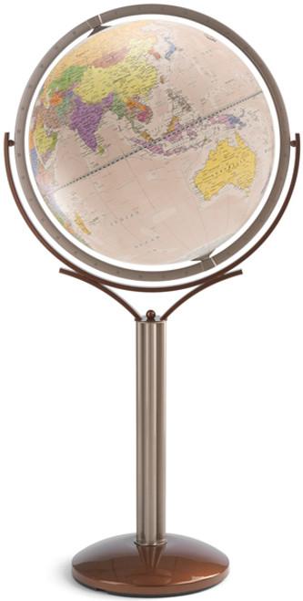 "Magallano 20"" Floor Globe - Antique Ocean"