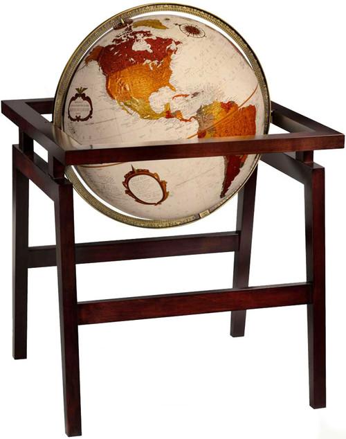 "The Madison 16"" Antique Ocean Floor Globe"