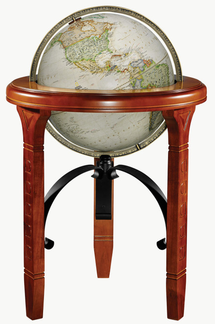 "The Jameson 16"" Floor Globe from National Geographic"