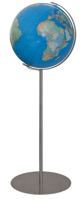 "The Prien 16"" Illuminated Physical/Political Floor Globe"