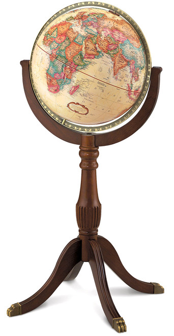 The Sherbrooke Floor Globe