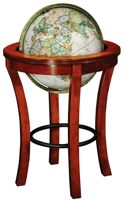 """The Garrison 16"""" Floor Globe from National Geographic"""