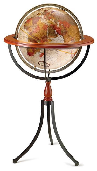 The Santa Fe Floor Globe