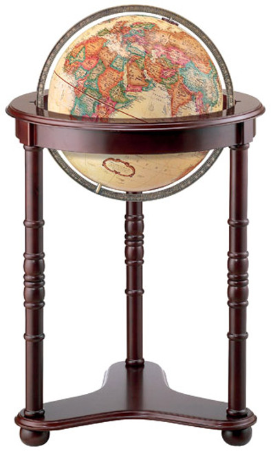 "The Westminster 16"" Floor Globe"
