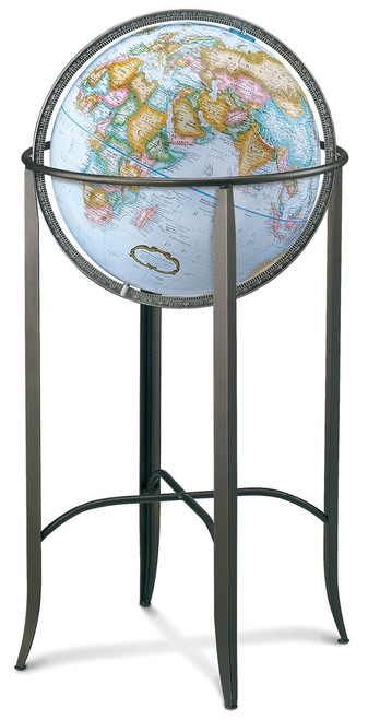 "The Trafalgar 16"" Floor Globe"