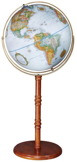 Edinburgh II Floor Globe