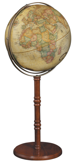 Commander II Floor Globe
