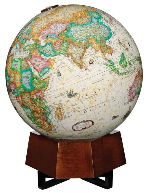 Beth Sholom Tabletop Globe - Frank Lloyd Wright