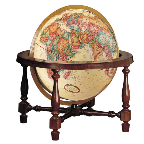 Colonial Tabletop Globe