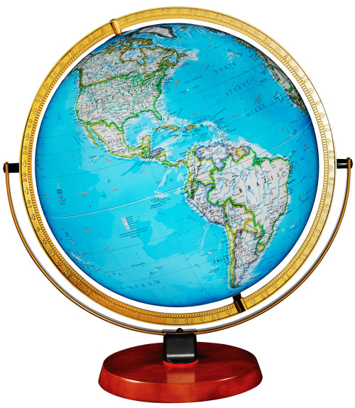 Nicollet Desk Globe from National Geographic