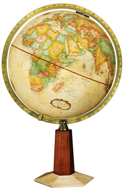 "Leerdam Vase 12"" Desk Globe - Frank Lloyd Wright"