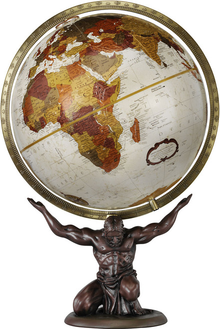 "The Atlas 12"" Desk Globe"