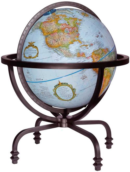 Auburn Desk Globe