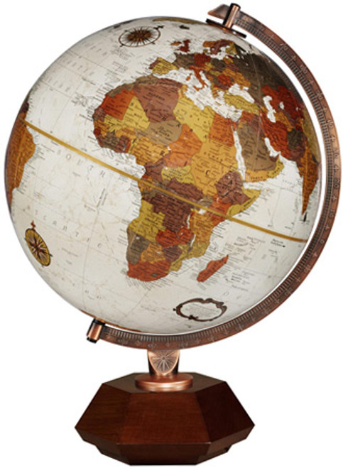 "Hexhedra 12"" Desk Globe"