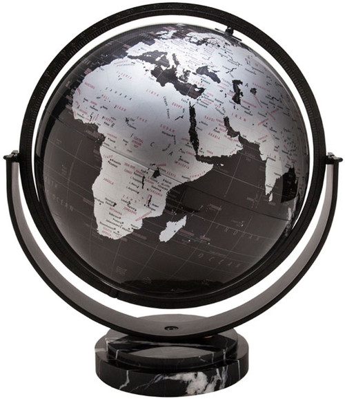 "The Monarch 12"" Political Desk Globe"