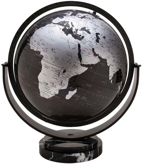 """The Monarch 12"""" Political Desk Globe"""