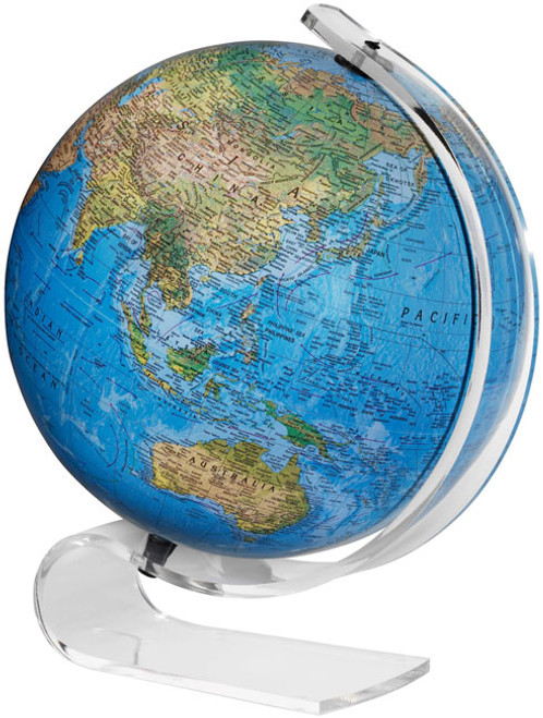 "The Consulate 12"" Physical Desk Globe"