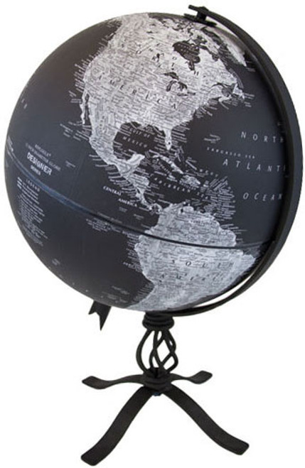 "The Hamilton 12"" Political Desk Globe"