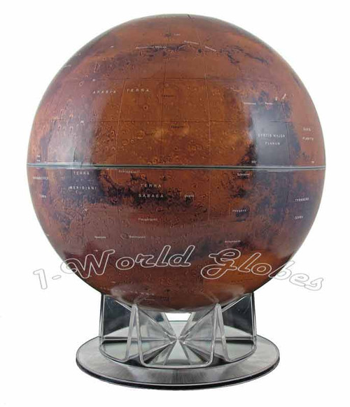 The Mars Globe 2nd Edition