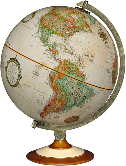 "The Salem 12"" Desk Globe"