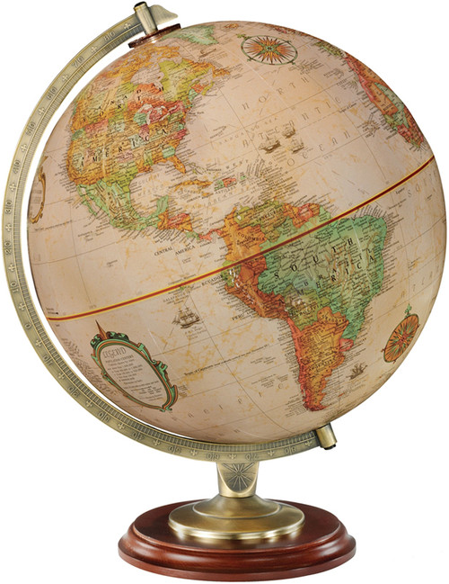 "The Kingston 12"" Desk Globe"