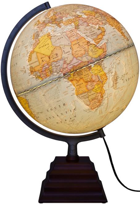 "The Pacific II 12"" Political Globe"