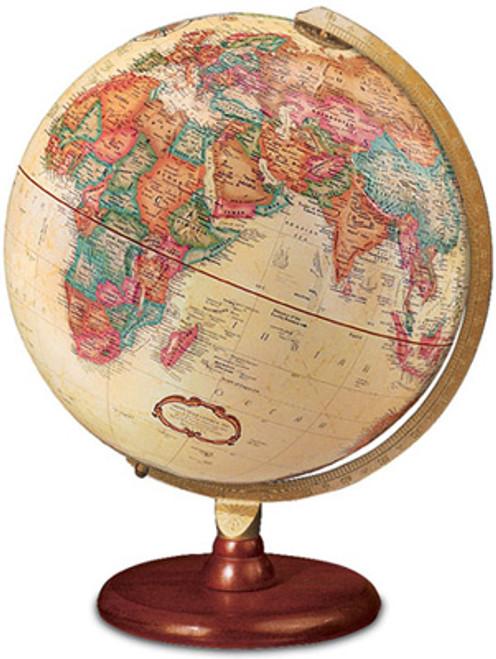 The Piedmont Desk Globe