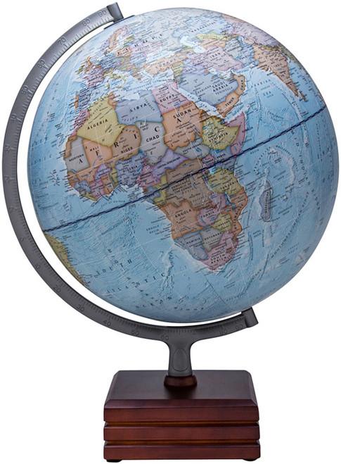 "The Aviator 12"" Political Globe"