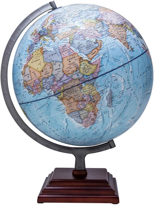 "The Odyssey 12"" Political Globe"