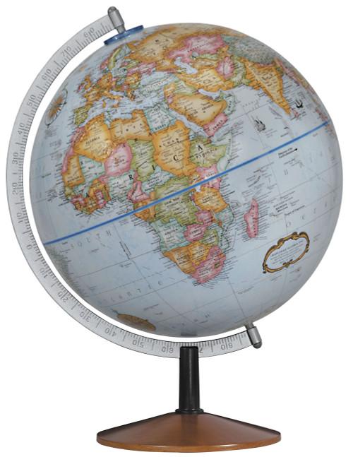 Biscay Desk Globe