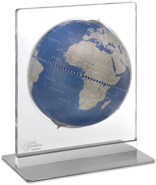 Aria Desk Globe - Blue Ocean