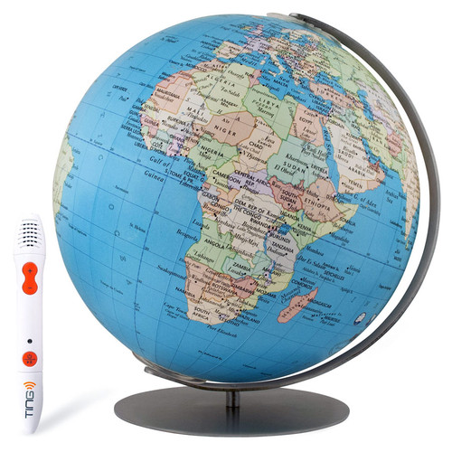"The Expedition 10"" Interactive Talking Globe"
