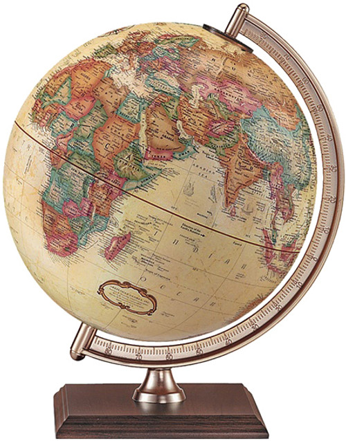 The Forester Desk Globe