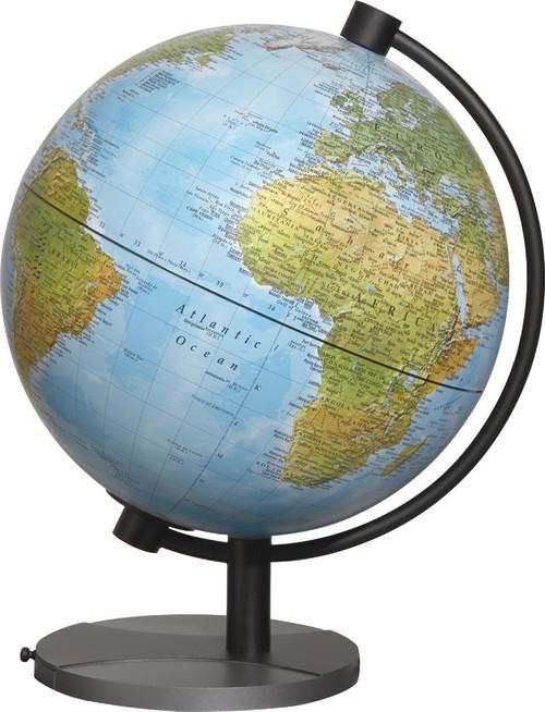 Dublin - Illuminated Desk Globe