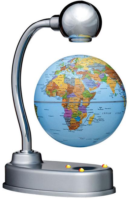 The Levitating Globe
