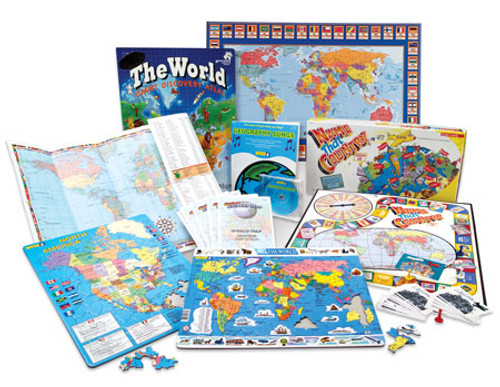 Everything You Need To Teach World Geography
