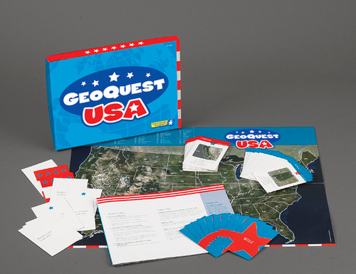 GeoQuest USA