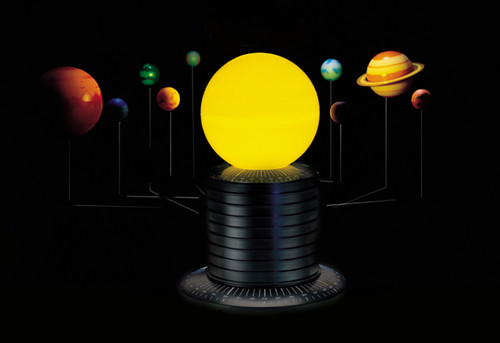 Motorized Solar System from GeoSafari