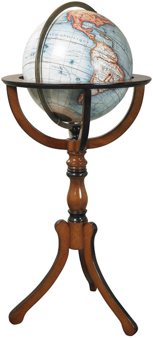 Vaugondy Library Floor Globe