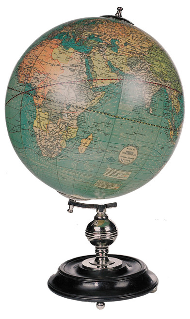 Weber Costello Globe 1921 Reproduction