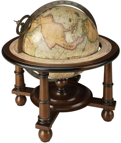 Navigator's Terrestrial Globe, 1541