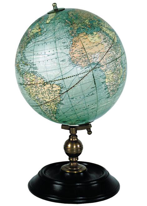 "Weber Costello Globe 1921 Reproduction - 7"" Diameter"