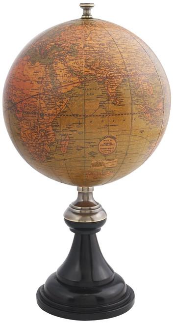 "Versailles Globe - 1921 Weber Costello 5.5"" Globe Ball"