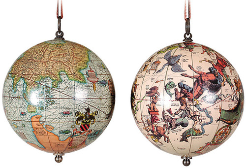 Heaven & Earth Ornaments