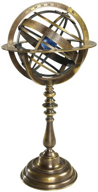 Bronze Armillary Sphere