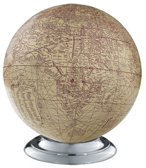 Ivory/Red - Mercator, 1541