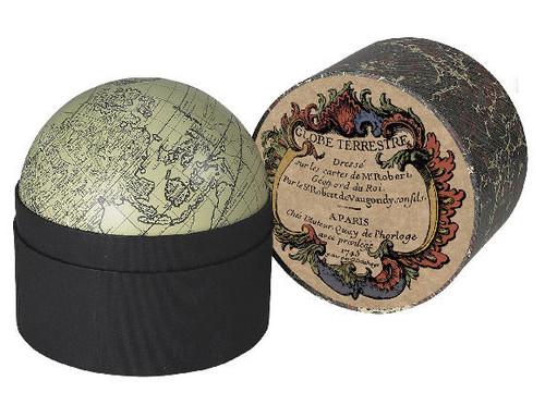 Ivory Globe in Box